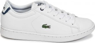 Lacoste Carnaby EVO Casual Λευκό
